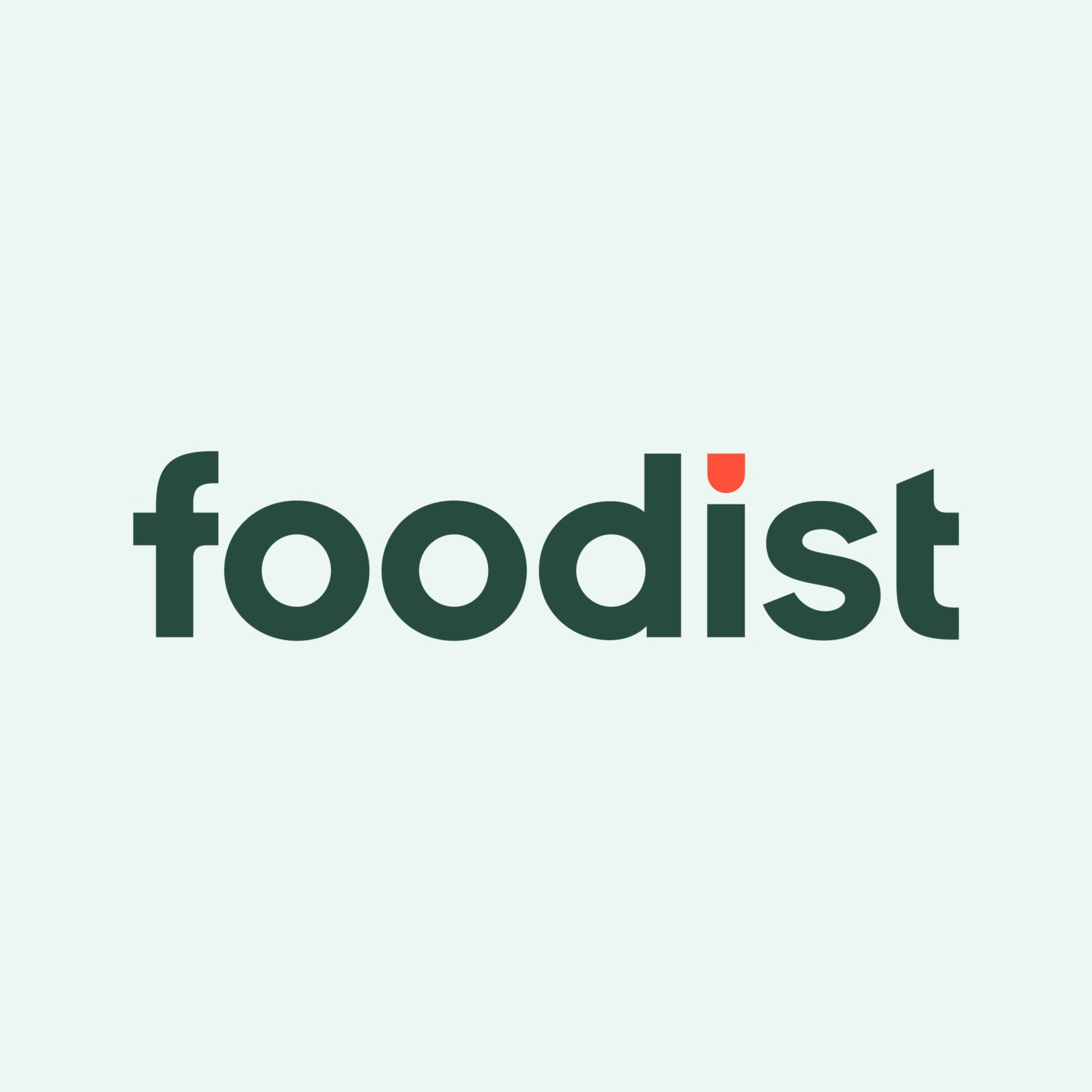 Foodist - Logo