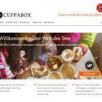 Cuppabox - Tee