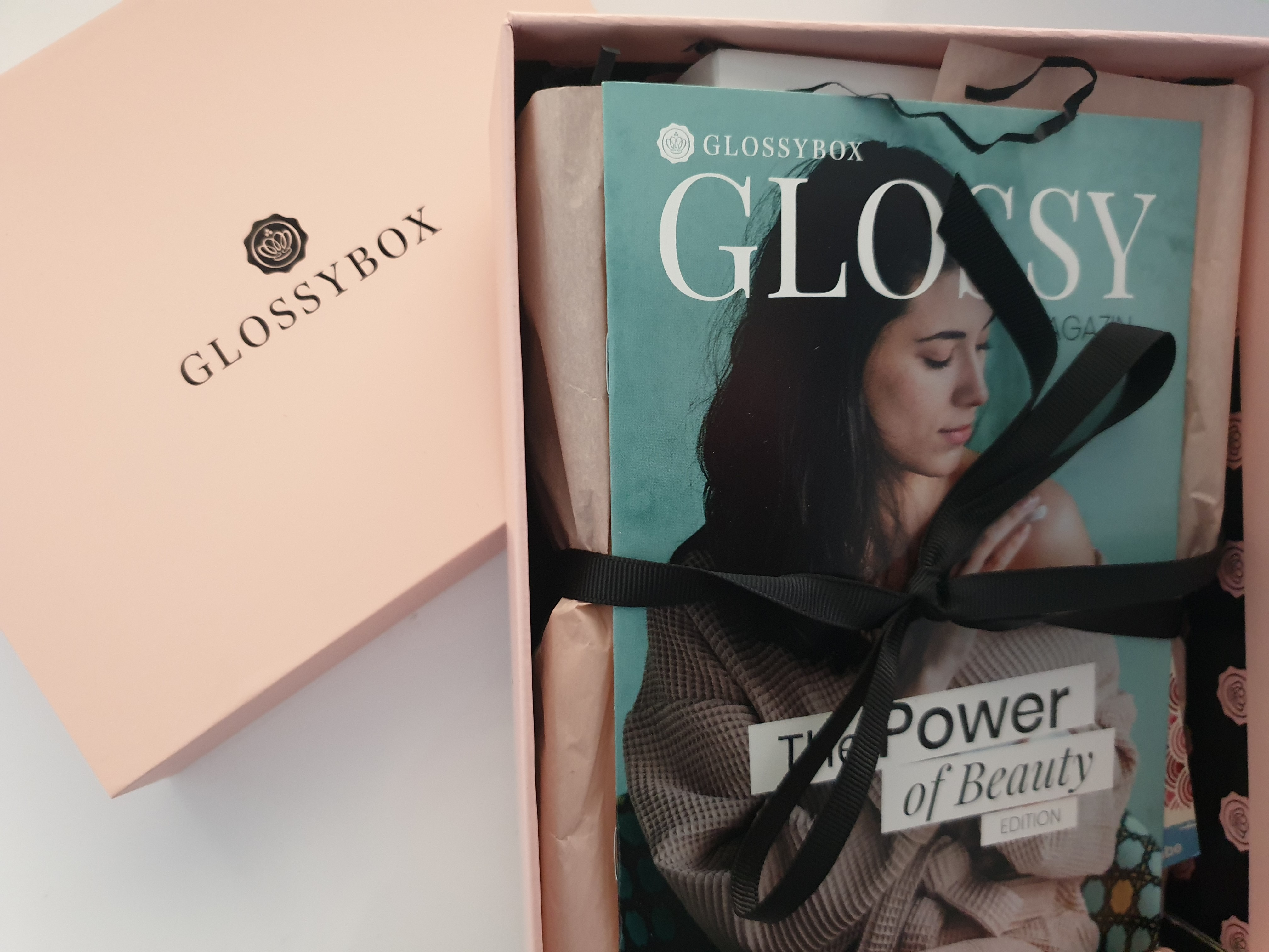 Glossybox The Power Of Beauty Januar 2021