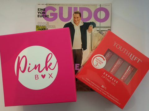 Pink Box Ready Set Go - Januar 2021