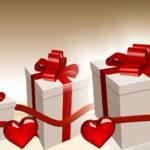 Geschenkboxen zum Valentinstag