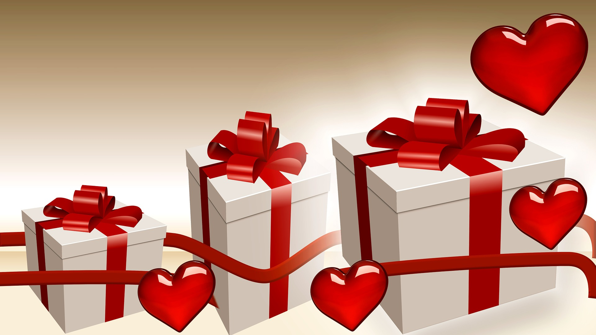 Valentinstags Boxen