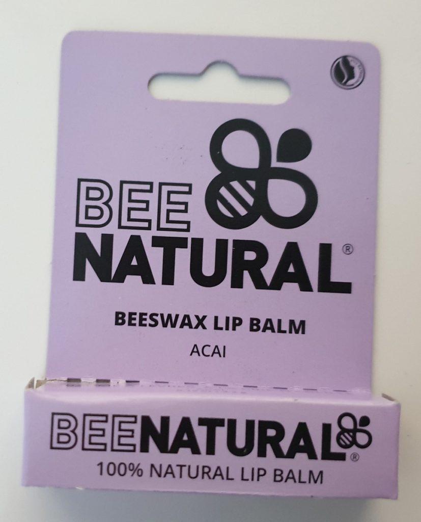 Bee Natural Acai Lip Balm