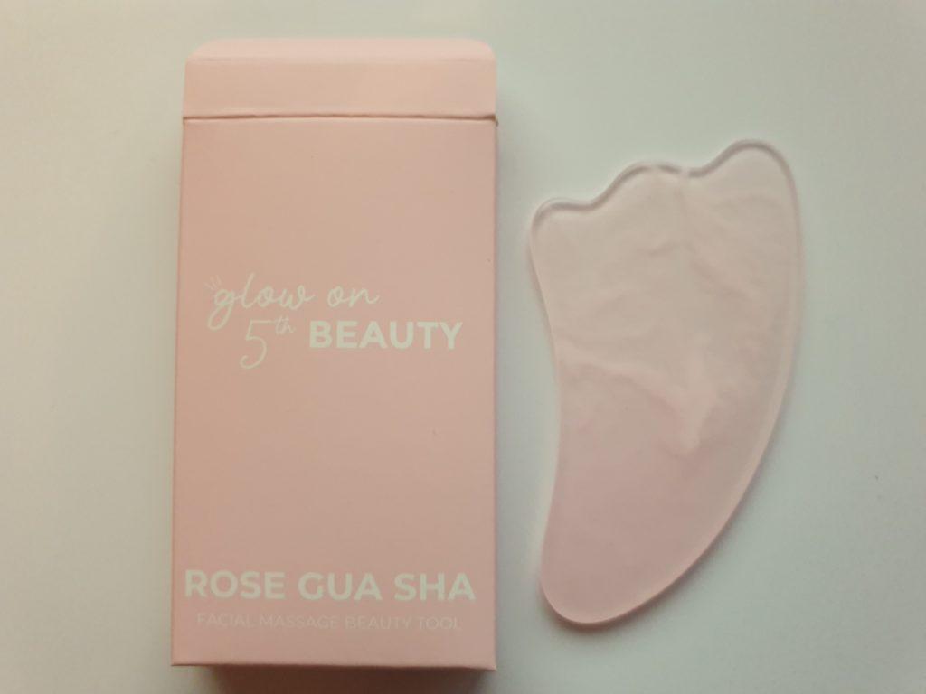 Glow On 5th Rose Gua Sha Beauty-Tool