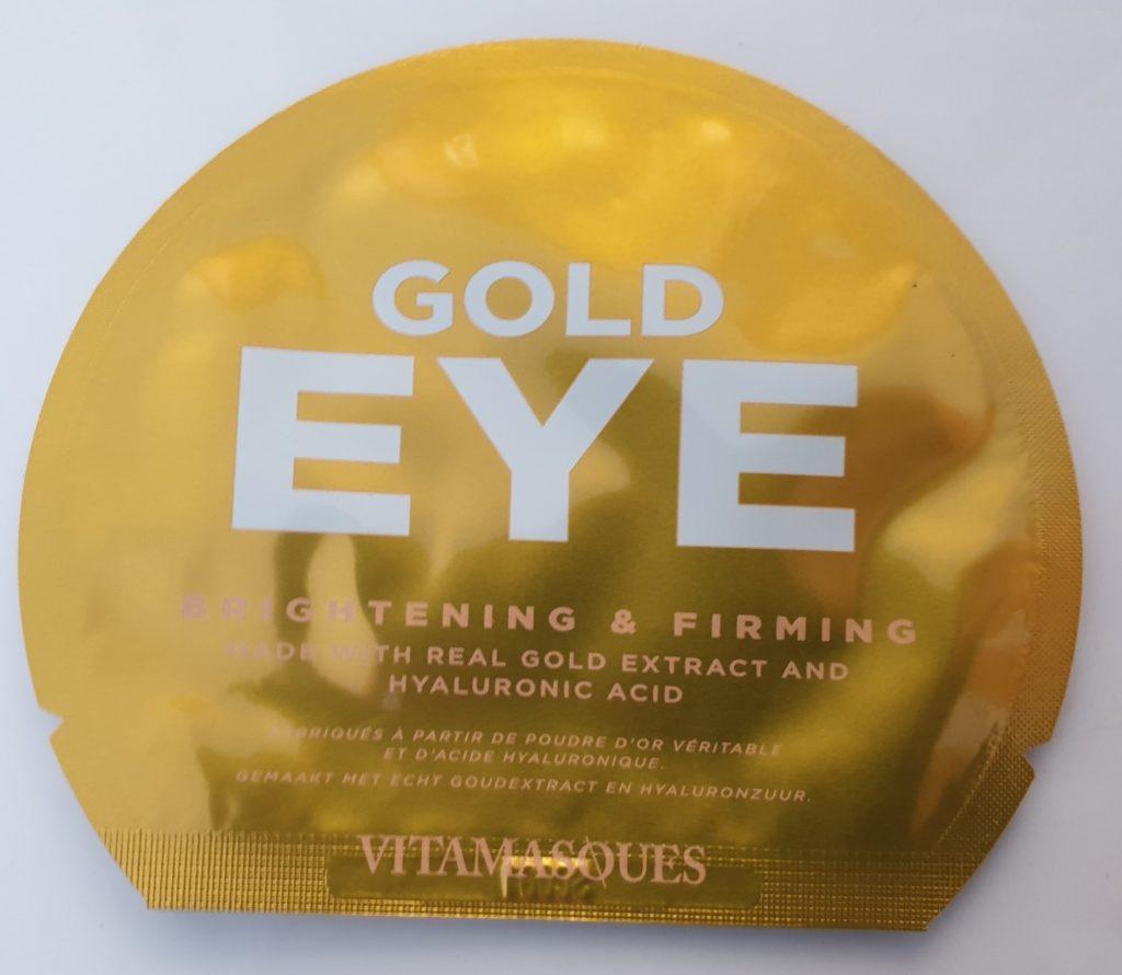 Vitamasque Gold Eye Pads