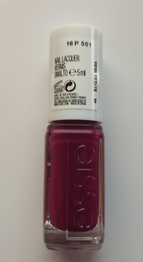 essie Mini Nagellack - 6 verschiedene Farben