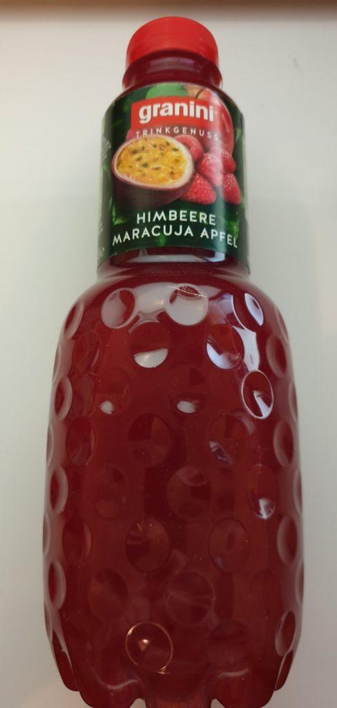 granini Himbeer-Maracuja-Apfel
