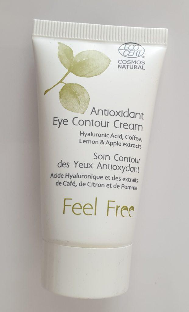 Feel Free Antioxidant Eye Contour Cream