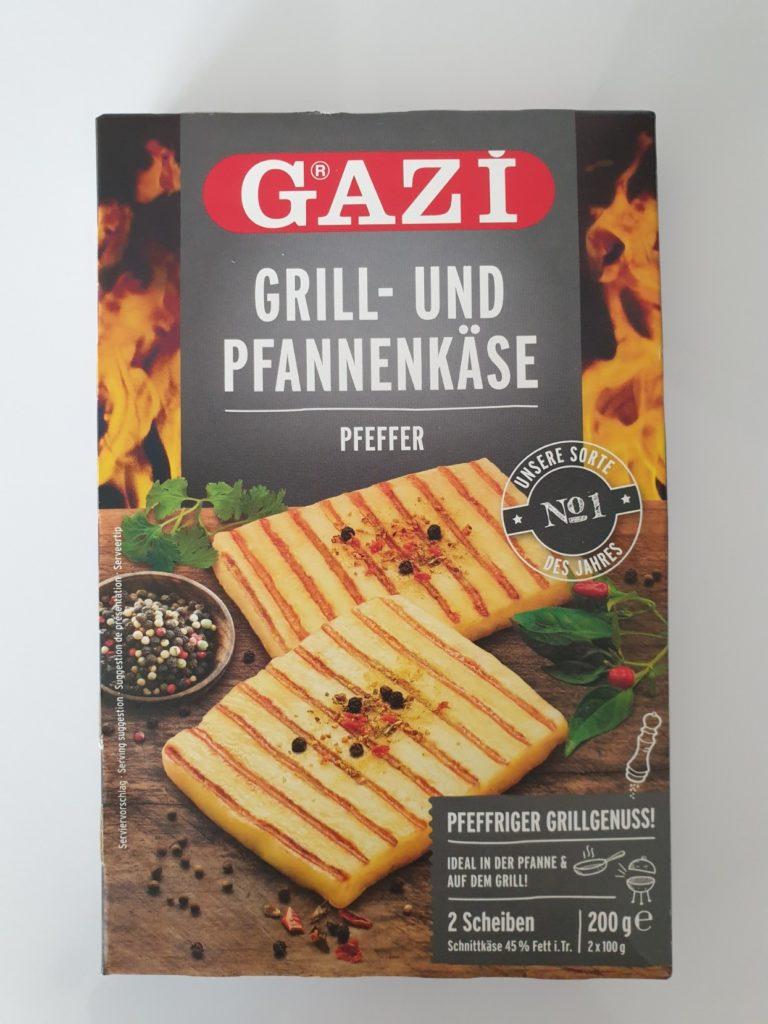 GAZi Grill- und Pfannenkäse Pfeffer