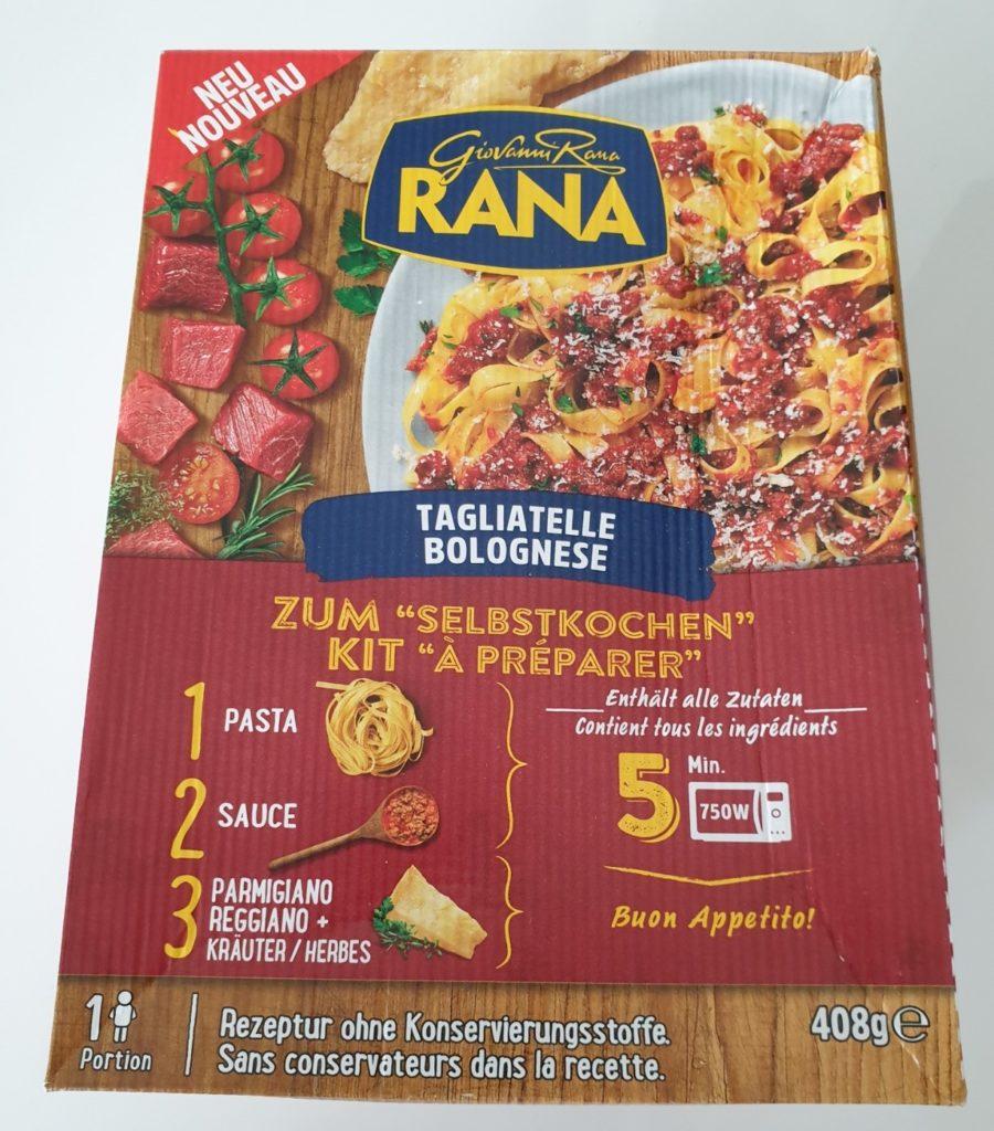 Giovanni Rana Pasta Set - Tagliatelle Bolognese