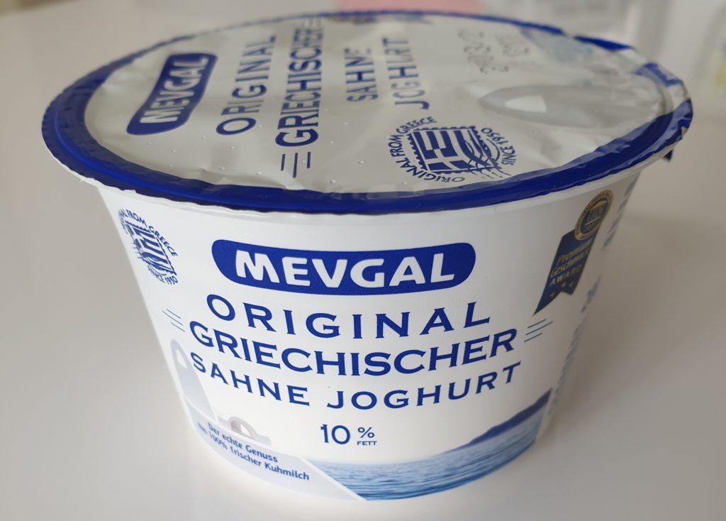 Mevgal Original griechischer Joghurt - 200 g - UVP 1,19 €