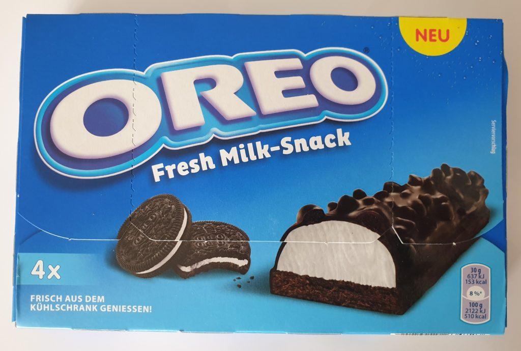 Oreo Fresh Milk - 4x 30 g - UVP 1,69 €