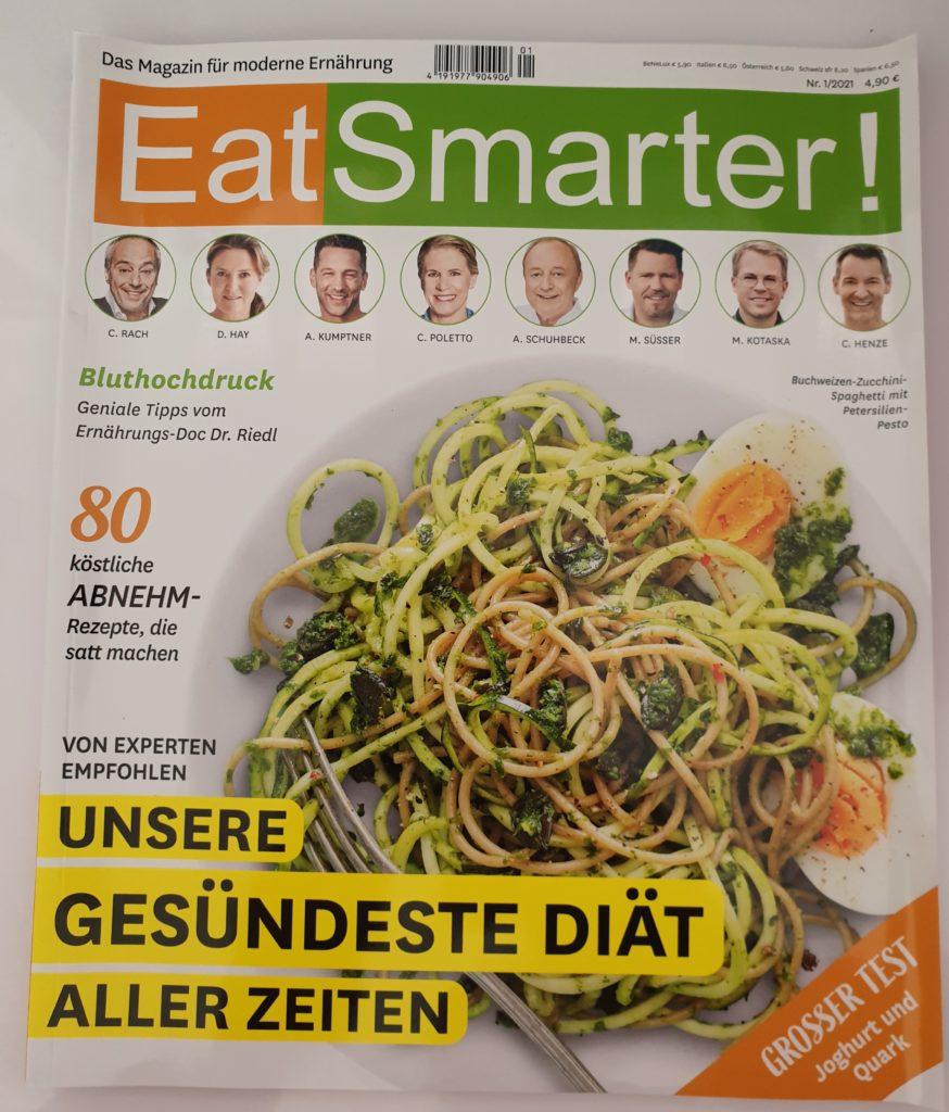 Eat Smarter - Magazin für smarte Ernährung - 4,90 €