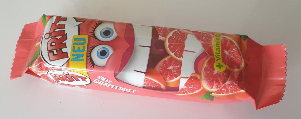 FRITT Grapefruit - 6x 11,7 g - UVP 0,75 €