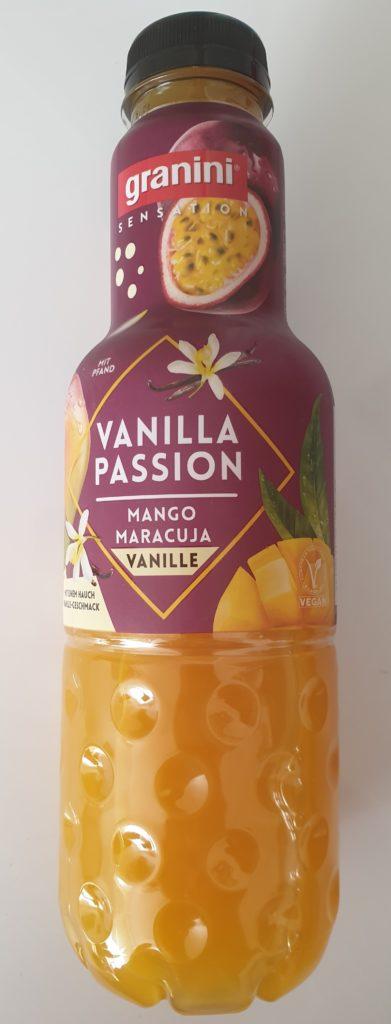 Granini Sensation Vanilla Passion - 0,75 l - UVP 1,89 €