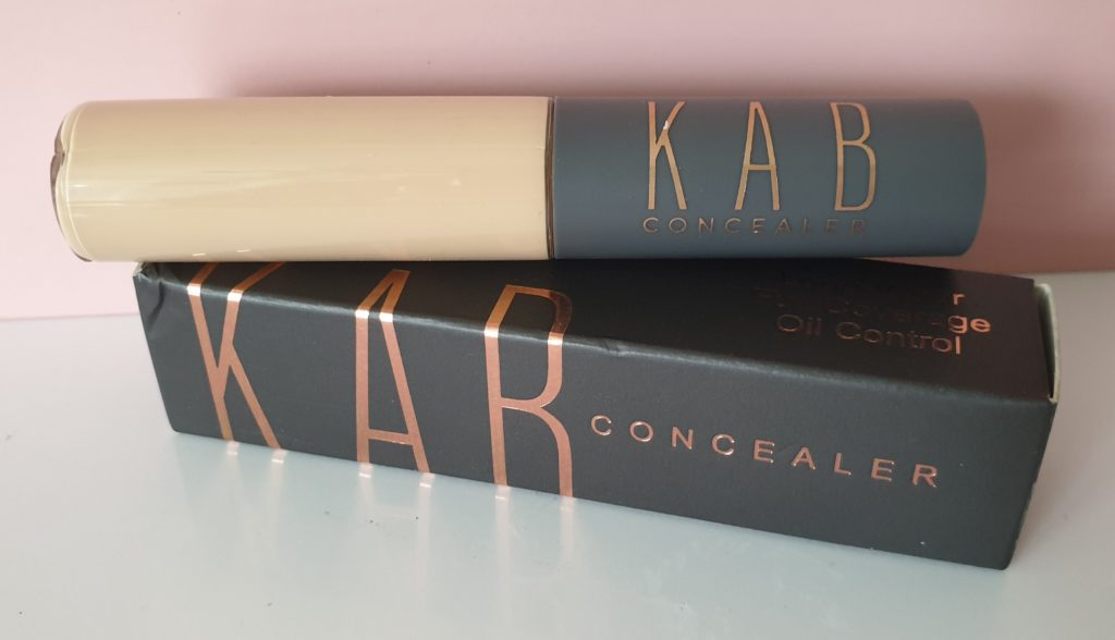 KAB Cosmetics Concealer - Shade 002 - 6 ml - UVP15 €
