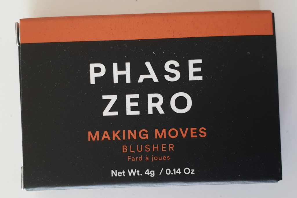 Phase Zero Blush Making Moves - UVP 24,96 €