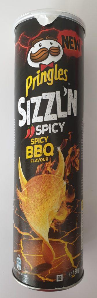 Pringles Spicy BBQ - 180 g - UVP 2,59 €