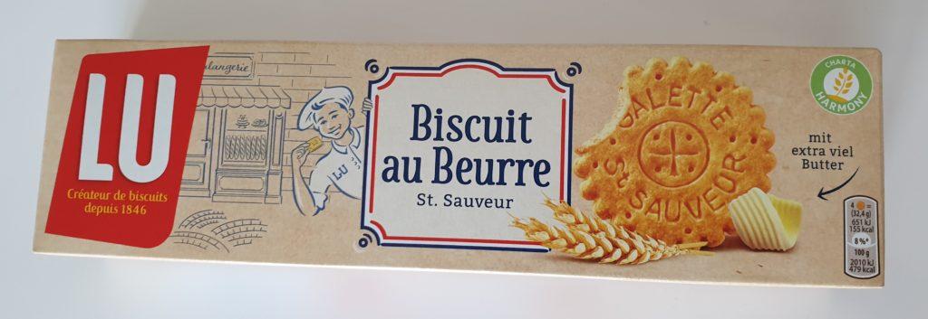 LU Biscuit au Beurre - 130 g - UVP 1,99 €