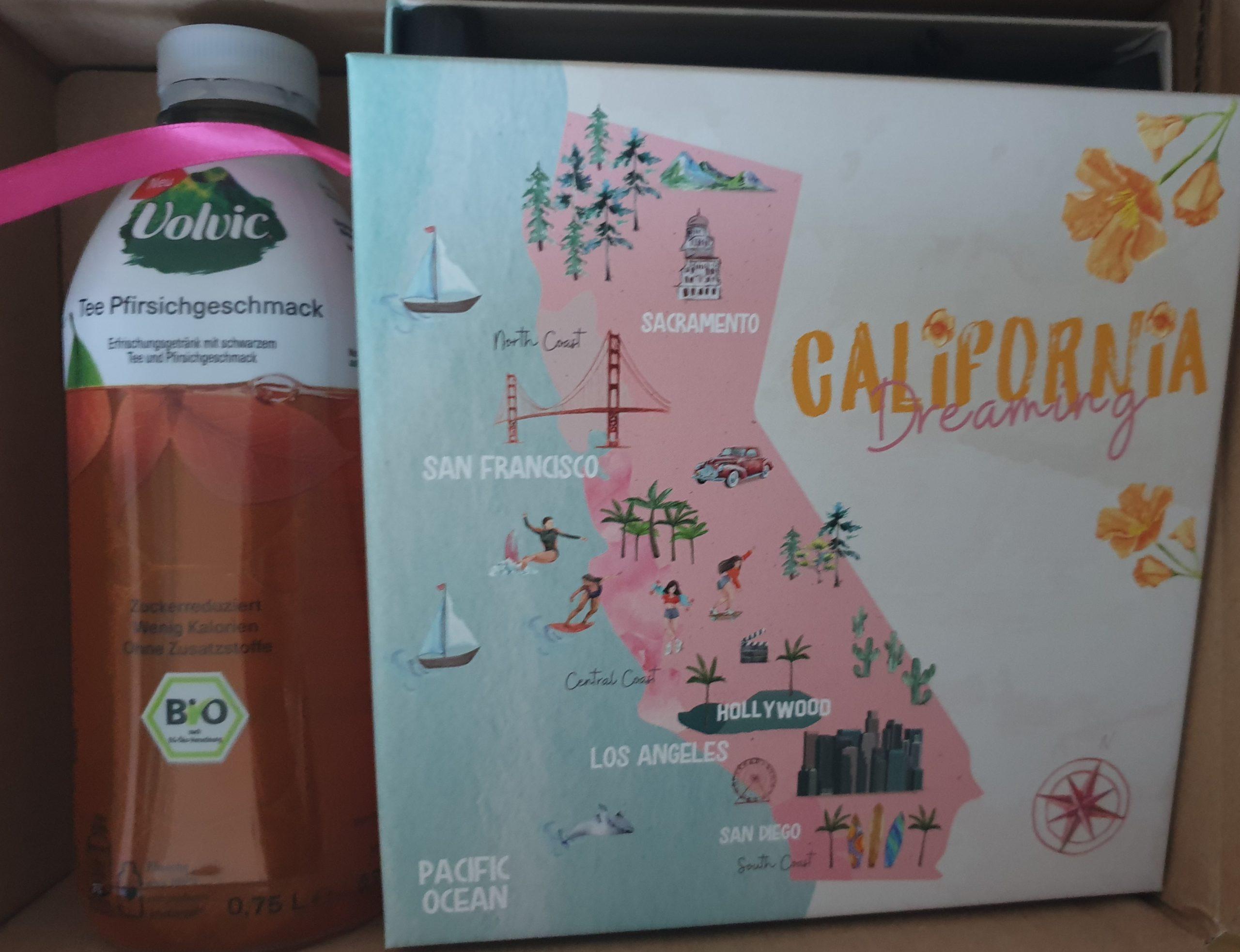 Pink Box California Dreaming Juni 2021