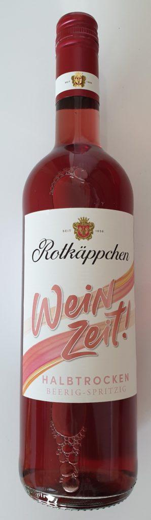 Rotkäppchen Weinzeit - 0,75 l - UVP 3,99 €