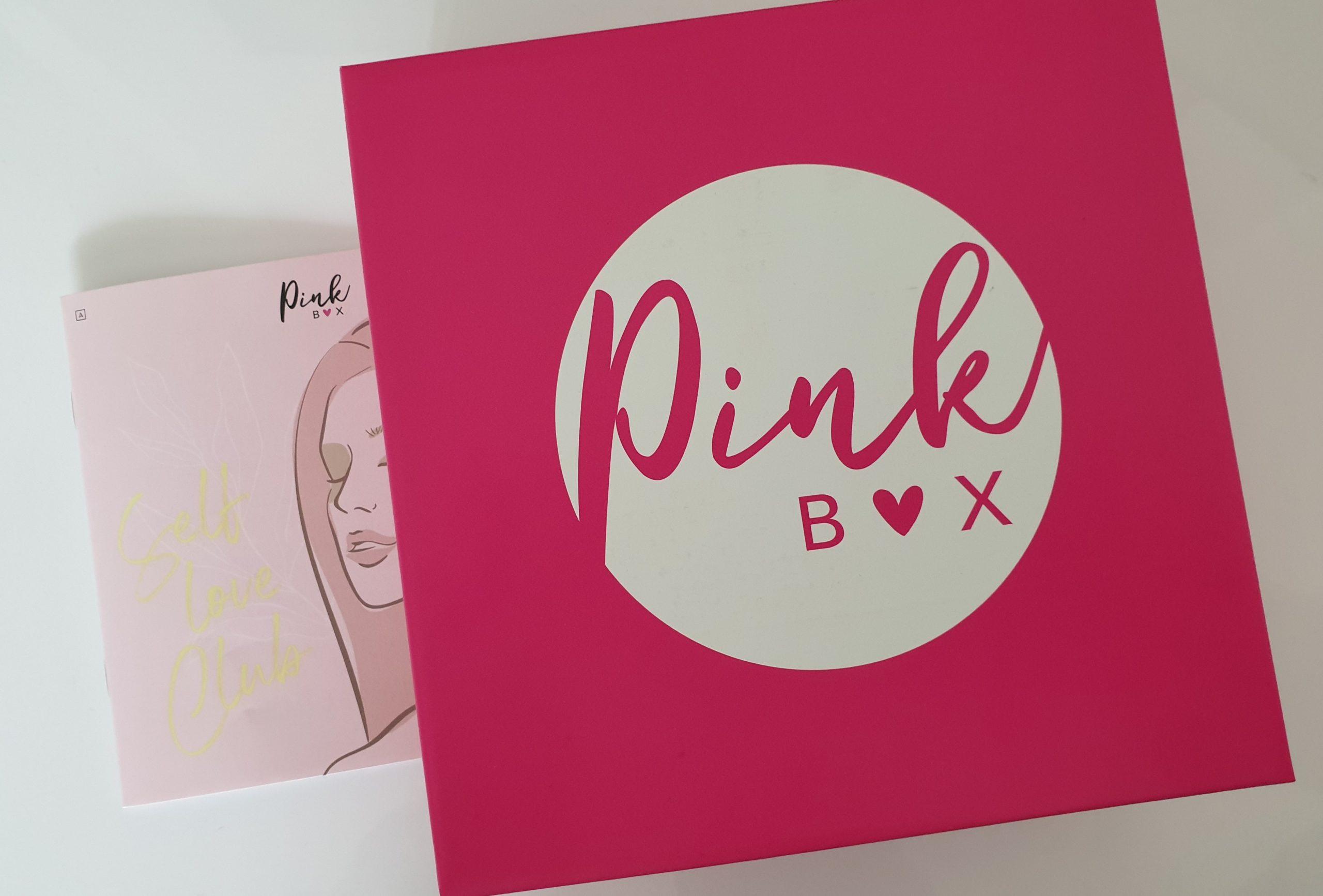 Pink Box - SELF LOVE CLUB - Juli 2021