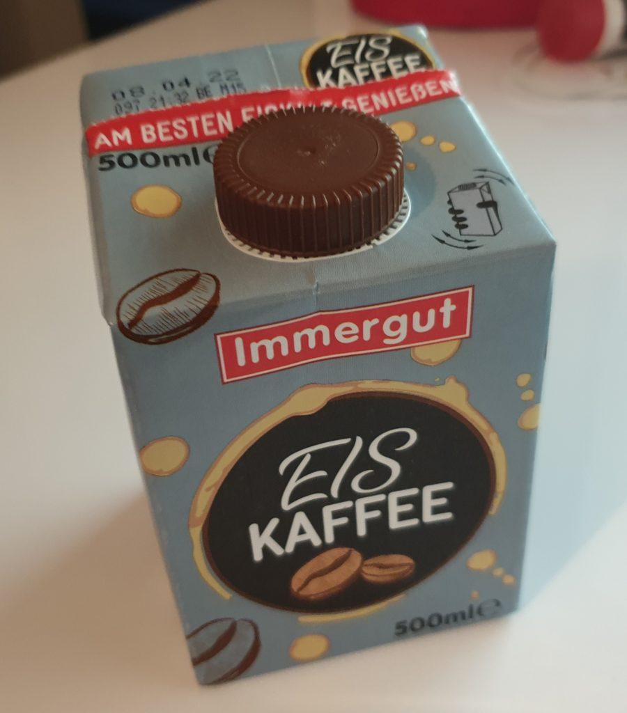 Immergut Eiskaffee - 500 ml - UVP 0,89 €