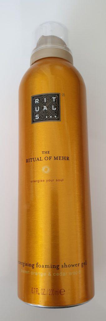 Ritual Cosmetics The Ritual of Foaming Shower Gel - 200 ml - UVP 8,50 €
