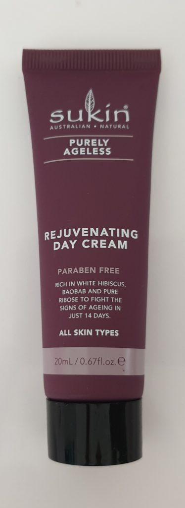 Sukin Purely Ageless Rejuvenating Day Cream - 20 ml - 2,66 €