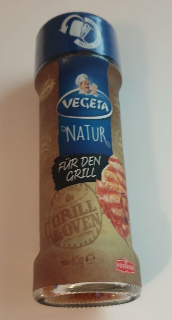 Vegeta Grillgewürz Natur - 65 g - UVP 1,69 €